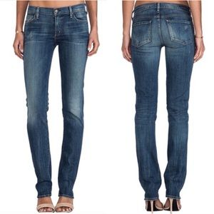 CITIZENS OF HUMANITY | Ava Straight Low Rise Jeans